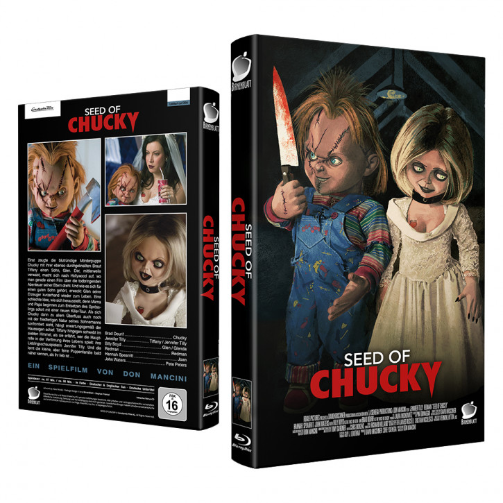 Seed of Chucky - Große Hartbox [Blu-ray]