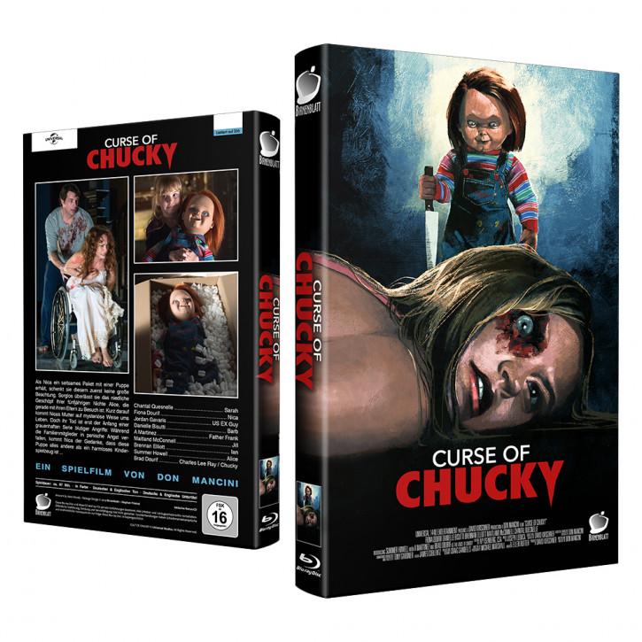 Curse of Chucky - Große Hartbox [Blu-ray]