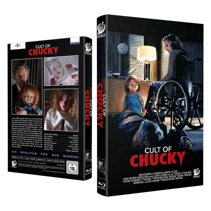 Cult of Chucky - Große Hartbox [Blu-ray]