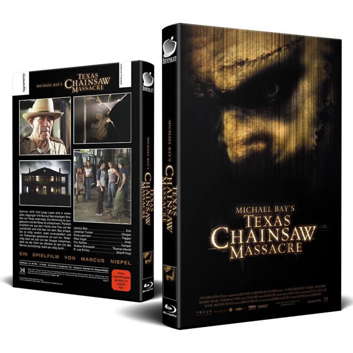 Michael Bay´s - Texas Chainsaw Massacre - Große Hartbox - Cover E [Blu-ray]