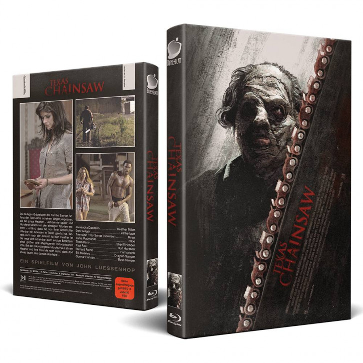 Texas Chainsaw - Große Hartbox - Cover A [Blu-ray]