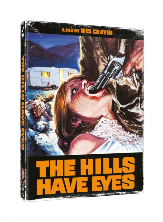The Hills Have Eyes - Mediabook - Cover B [Blu-ray+DVD]