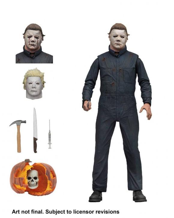 Halloween 2 - Ultimate Actionfigur - Michael Myers