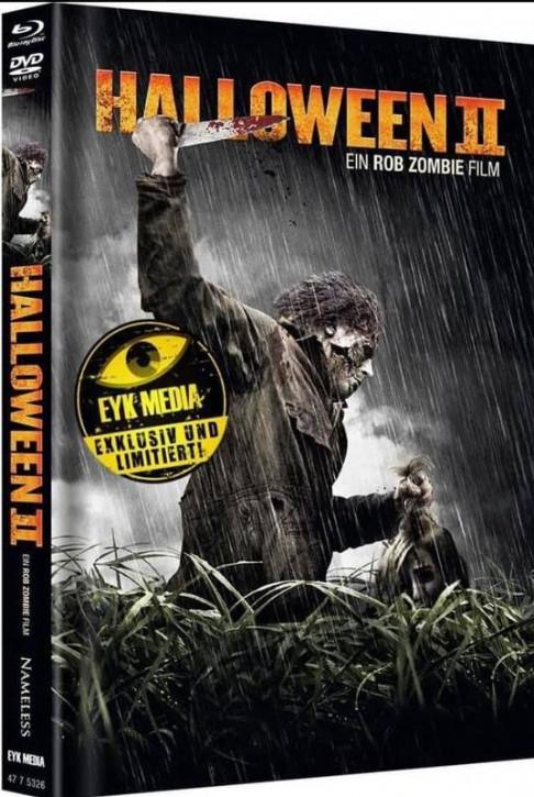 Halloween II (Rob Zombie) - Limited Mediabook - Cover C [Blu-ray+DVD]
