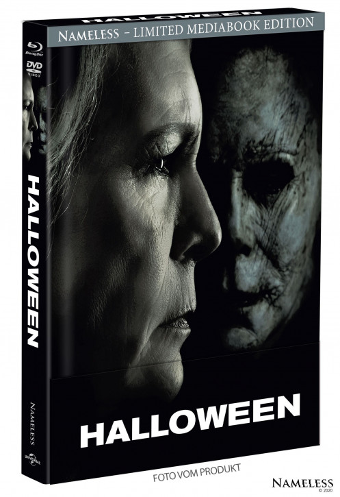Halloween (2018) - Limited Mediabook - Cover B [Blu-ray+DVD]