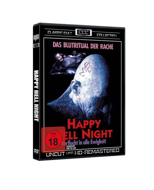 Happy Hell Night (Classic Cult Collection) [DVD]