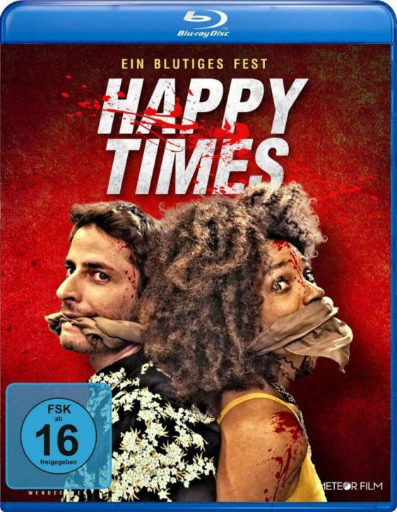 Happy Times - Ein blutiges Fest [Blu-ray]