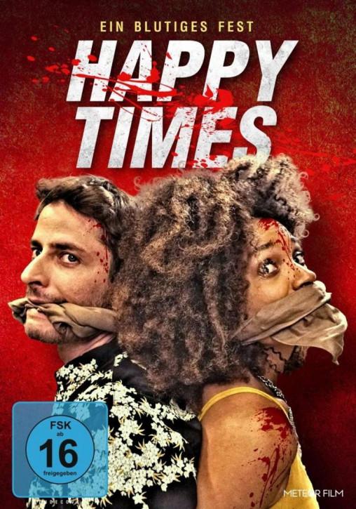 Happy Times - Ein blutiges Fest [DVD]