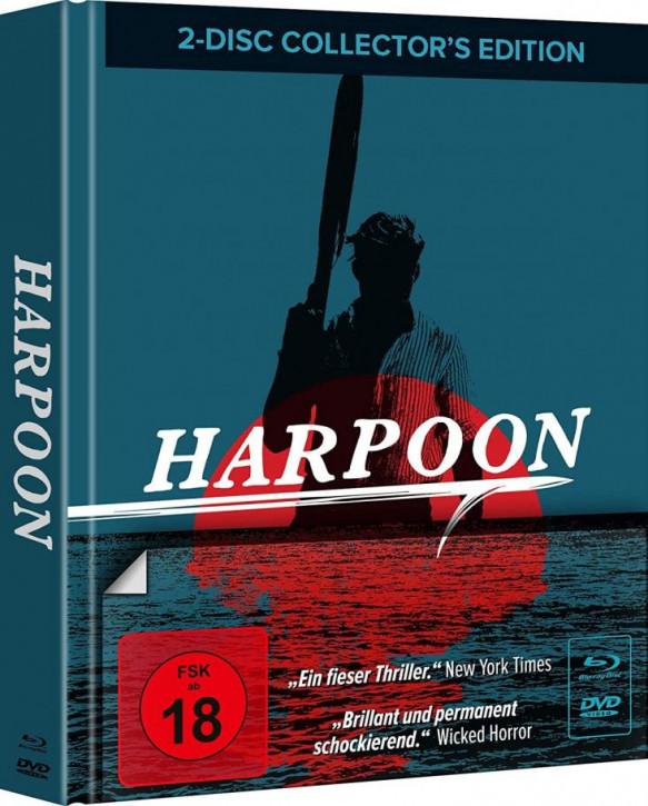 Harpoon - Mediabook - Cover B [Blu-ray+DVD]