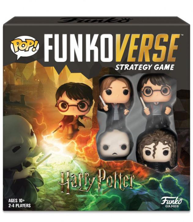 Harry Potter Funkoverse Expandalone - Strategie Spiel