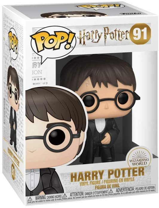 FunKo Movie: Harry Potter - Harry Potter - Pop Vinyl Figure 91
