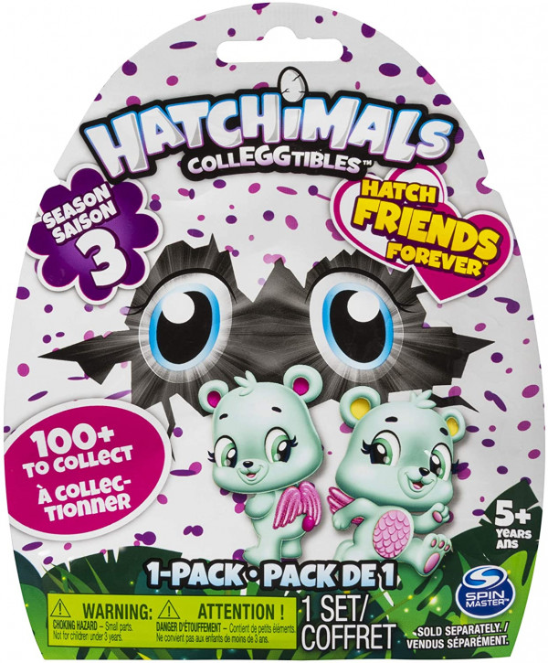 Hatchimals CollEGGtibles - 1-Pack Season 3