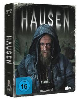 Hausen - Staffel 1 - Tape Edition [Blu-ray]