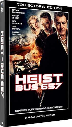 Heist - Bus 657 - Große Hartbox [Blu-ray]