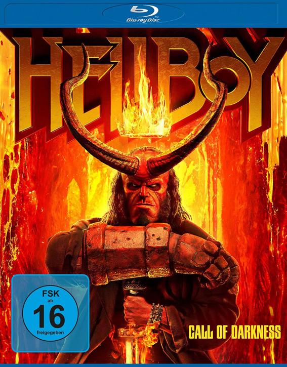 Hellboy - Call of Darkness [Blu-ray]