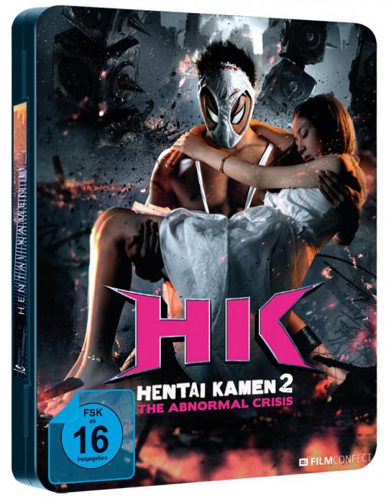 Hentai Kamen 2 - The Abnormal Crisis (Future Pak) [Blu-ray]