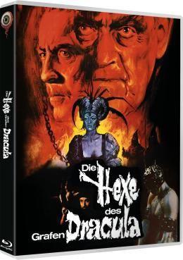 Die Hexe des Grafen Dracula [Blu-ray]