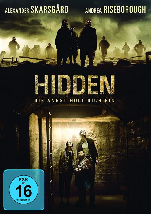Hidden - Die Angst holt dich ein [DVD]