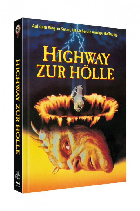 Highway zur Hölle - Limited Collectors Edition - Cover A [Blu-ray+DVD]
