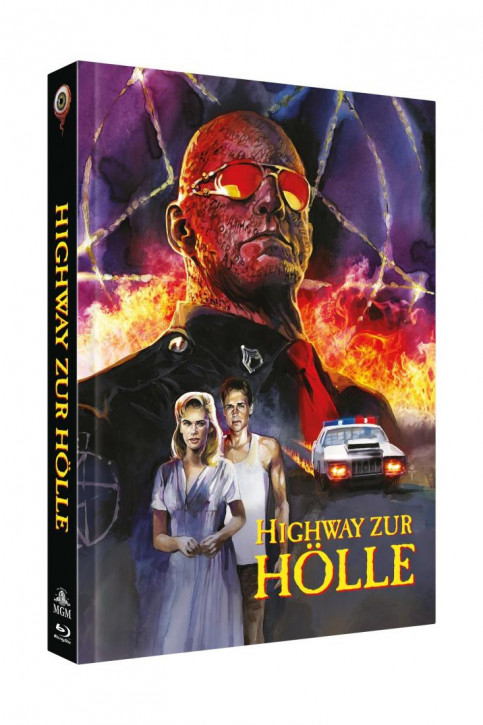 Highway zur Hölle - Limited Collectors Edition - Cover C [Blu-ray+DVD]