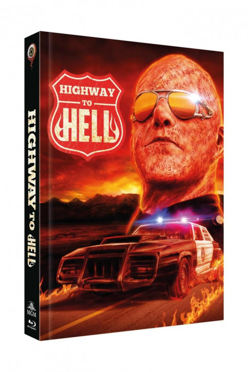 Highway zur Hölle - Limited Collectors Edition - Cover B [Blu-ray+DVD]