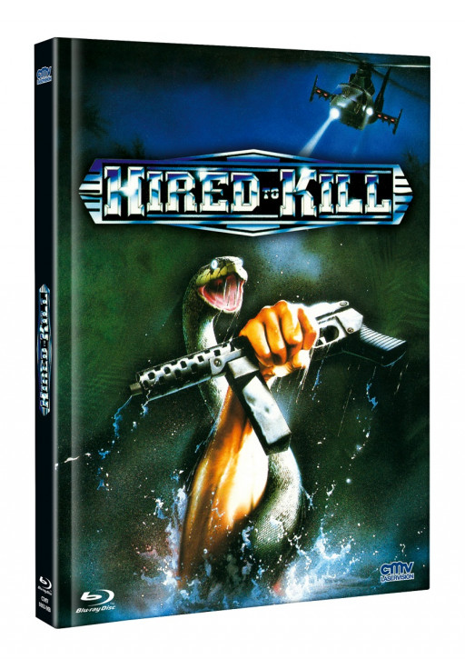 Hired to Kill - Limited Collector's Edition  [Blu-ray+DVD]