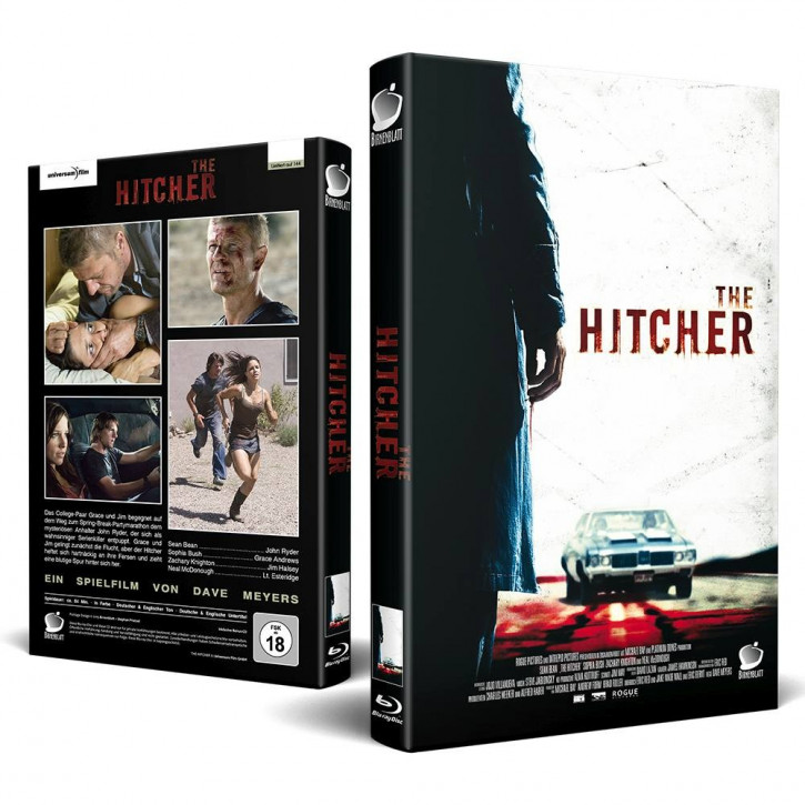 The Hitcher - Große Hartbox [Blu-ray]
