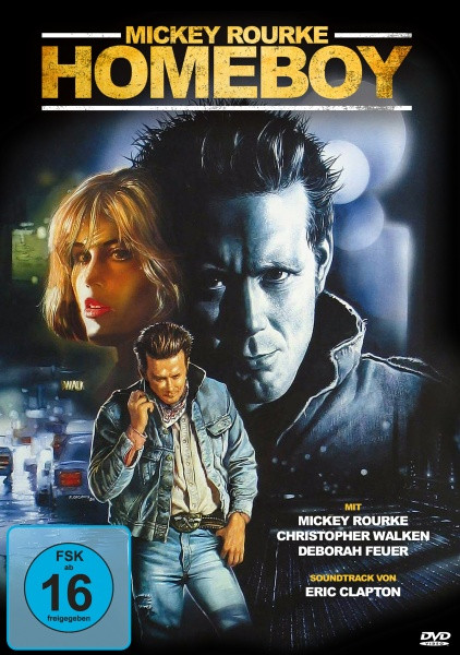 Homeboy [DVD]
