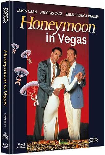 Honeymoon in Vegas - Limited Collector's Edition - Cover A [Blu-ray+DVD]
