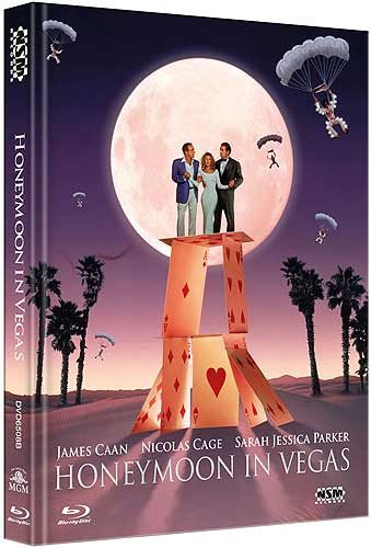 Honeymoon in Vegas - Limited Collector's Edition - Cover B [Blu-ray+DVD]