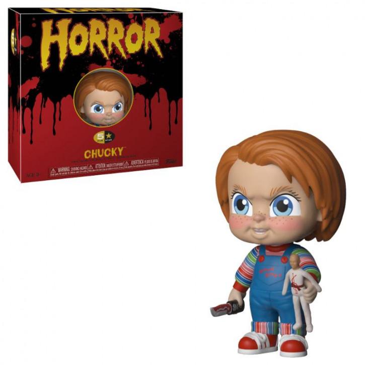 Horror 5 Star Vinyl Figur: Chucky