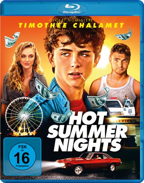 Hot Summer Nights [Blu-ray]