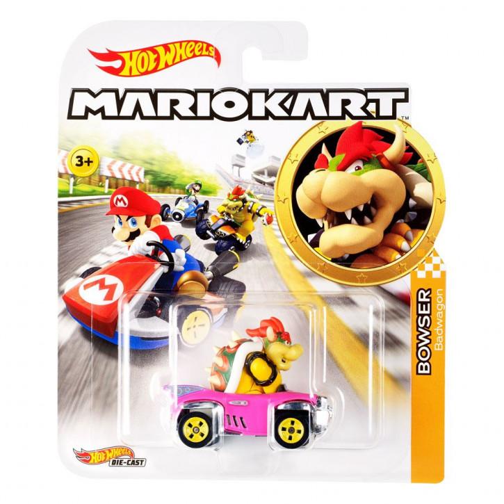Hot Wheels GBG26 - Mario Kart - Bowser