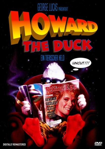 Howard - Ein tierischer Held [DVD]