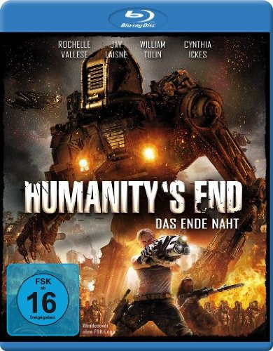 Humanity's End - Das Ende naht [Blu-ray]