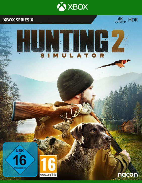 Hunting Simulator 2 [Xbox Series X]