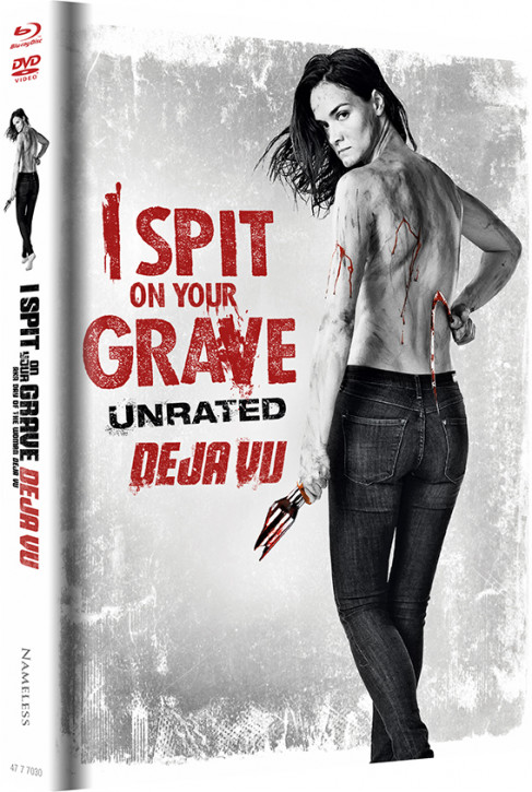 I Spit on your Grave Deja vu - Limited Mediabook Edition - Cover D [Blu-ray+DVD]