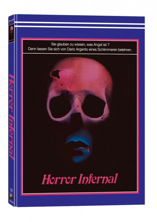 Inferno - Limited Mediabook Edition - Cover E [Blu-ray+DVD]