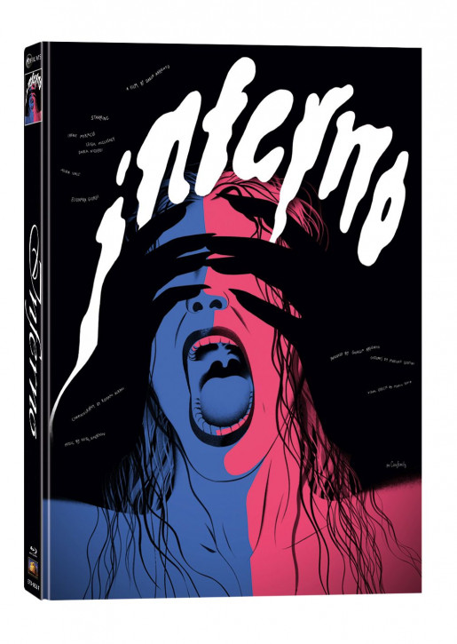 Inferno - Limited Mediabook Edition - Cover F [Blu-ray+DVD]