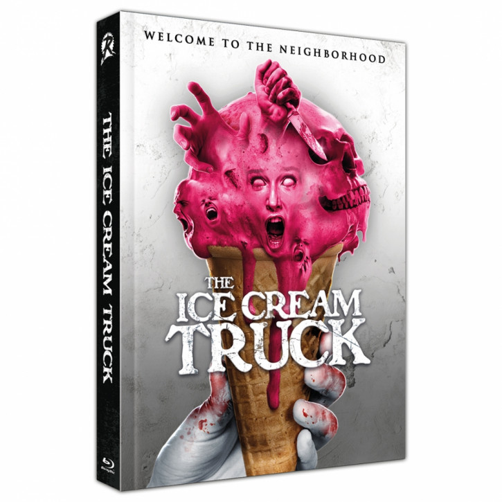 The Ice Cream Truck - Limited Collectors Edition - Cover A [Blu-ray+DVD]