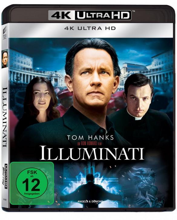 Illuminati [4K UHD Blu-ray]