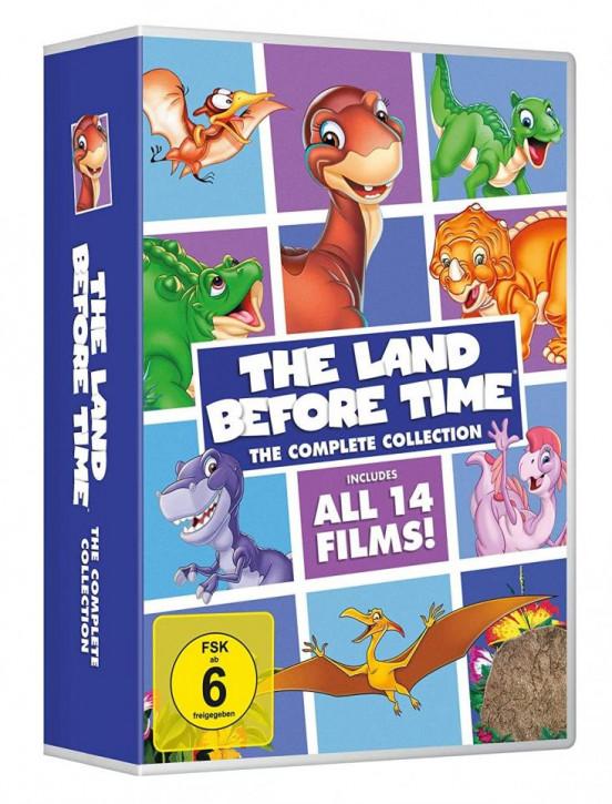 In einem Land vor unserer Zeit (14 Filme) [DVD]