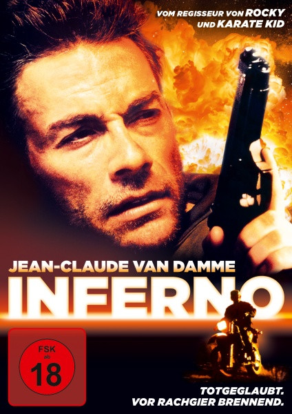 Inferno - Hell and High Water [DVD]