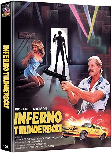 Inferno Thunderbolt - Limited Mediabook Edition - Cover D [DVD]
