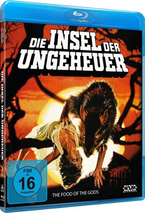 Insel der Ungeheuer [Blu-ray]