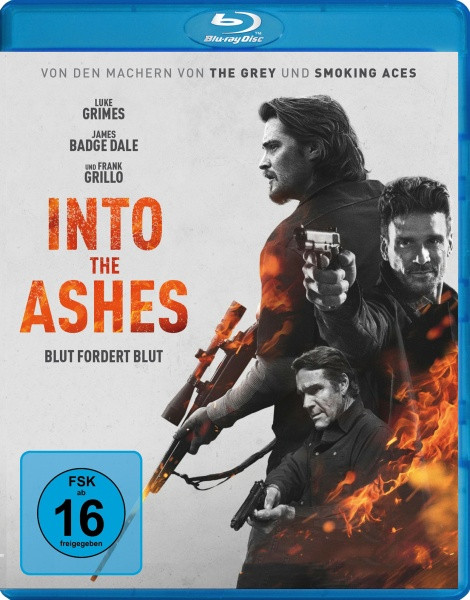 Into the Ashes [Blu-ray]