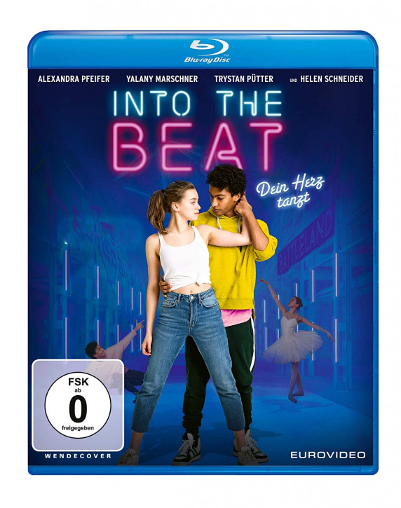 Into the Beat - Dein Herz tanzt [Blu-ray]