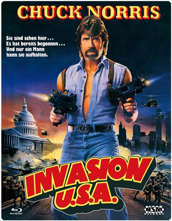 Invasion U.S.A.  (3D FuturePak) [Blu-ray]