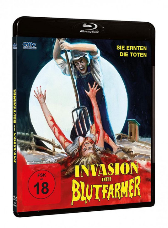 Invasion der Blutfarmer [Blu-ray]