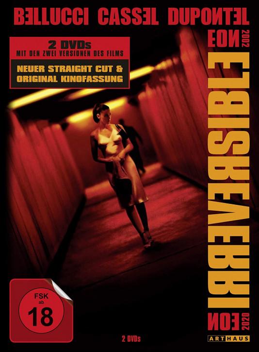 Irréversible - The Straight Cut [DVD]